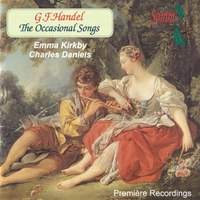 G F Handel - The Occasional Songs