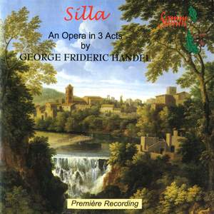 Handel: Lucio Cornelio Silla, HWV10 Product Image