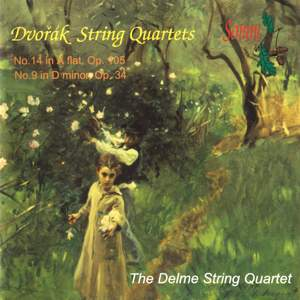 The Delme String Quartet - 40th Anniversary Issue
