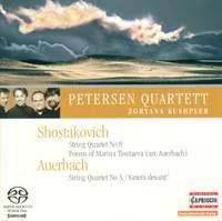Petersen Quartet play Shostakovich and Auerbach