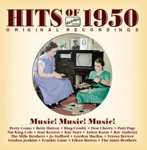Hits of the 1950's, Vol. 1: Music! Music! Music!