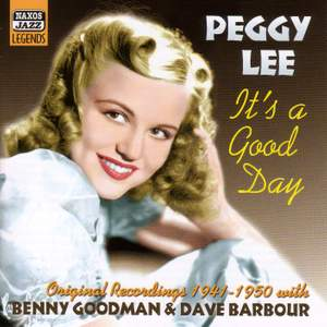 Peggy Lee - It's a Good Day (1941-1950)