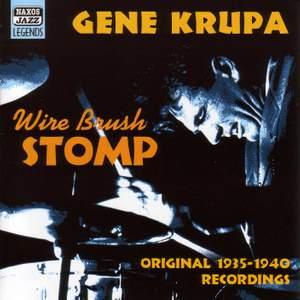 Gene Krupa - Wire Brush Stomp (1935-1940)