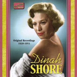 Dinah Shore (1939-1951)