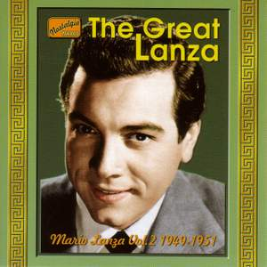 The Great Lanza (1949-1951)