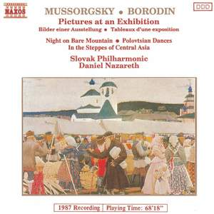 Mussorgsky: Pictures at an Exhibition & Borodin: Polovtsian Dances