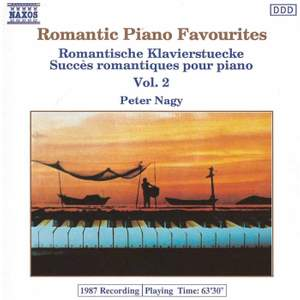 Romantic Piano Favourites, Vol. 2