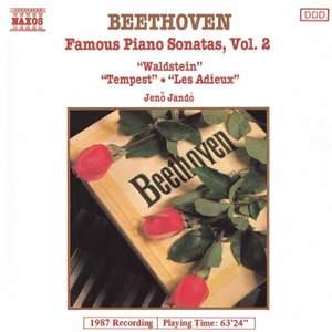 Beethoven: Piano Sonata No. 21 in C major, Op. 53 'Waldstein', etc. Product Image