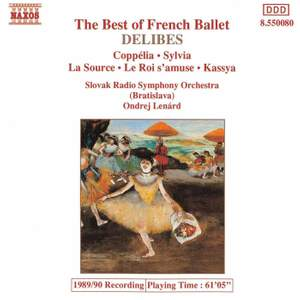 The Best of French Ballet - Delibes