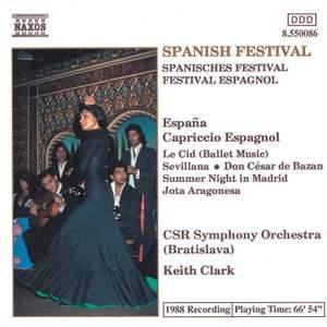 Spanish Festival Product Image