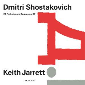 Shostakovich: Preludes & Fugues for piano (24), Op. 87
