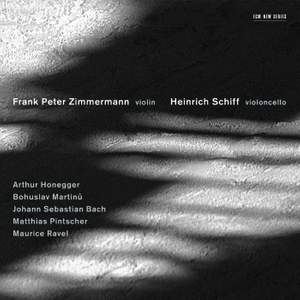 Honegger: Sonatina for Violin and Cello, H 80, etc.