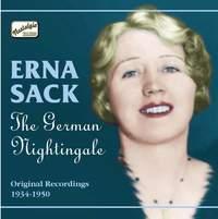 Erna Sack - The German Nightingale (1934-1950)