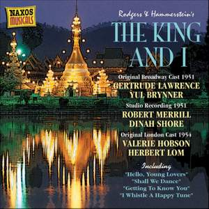 Rodgers, R: The King and I (Selection)