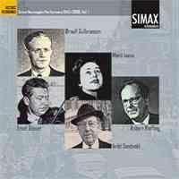Great Norwegian Performers 1945-2000, Volume 1