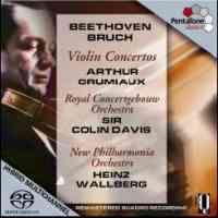 Beethoven & Bruch - Violin Concertos