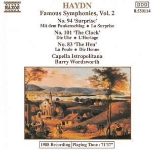 Haydn - Symphonies Volume 2