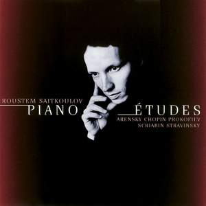 Etudes for Piano