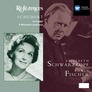 Schubert: Lieder & Moments musicaux