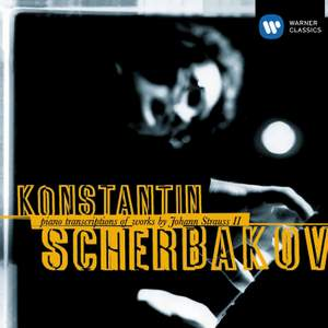 Piano Transcriptions of works by Johann Strauss
