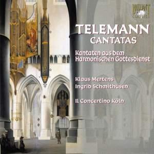 Telemann - Cantatas from the Harmonische Gottesdienst