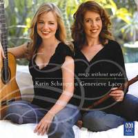 Songs without Words - Arrangements for recorder & guitar