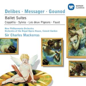 Delibes: Coppélia - Suite, etc.