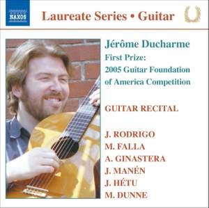Guitar Recital: Jerome Ducharme