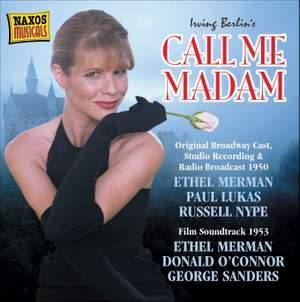 Berlin, I: Call Me Madam