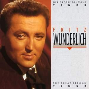 Fritz Wunderlich - Great German Tenor