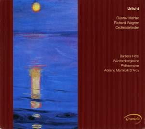 Mahler & Wagner - Orchestral Lieder