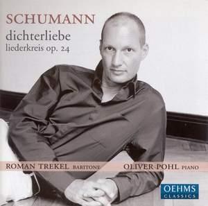 Schumann: Dichterliebe, Liederkreis & other lieder