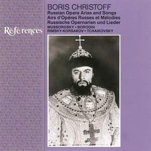 Mussorgsky: Boris Godunov, etc.