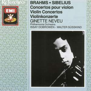 Sibelius: Violin Concerto in D minor, Op. 47, etc.