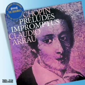 Chopin - Preludes Product Image