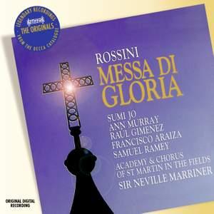 Rossini: Messa di Gloria Product Image