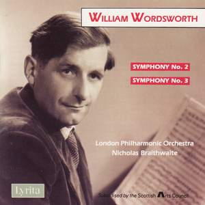 William Wordsworth: Symphonies Nos. 2 & 3