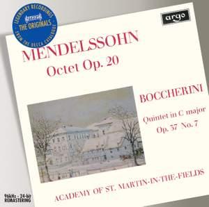 Mendelssohn: Octet & Cello Quintet, Op. 37 Product Image