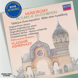 Mussorgsky - Pictures at an Exhibition Product Image
