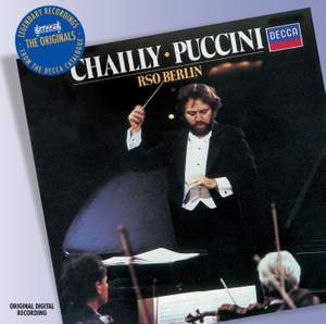 Puccini - Orchestral music Product Image