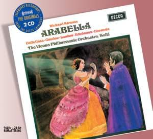 Strauss, R: Arabella Product Image
