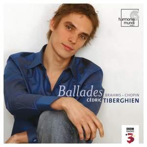 Chopin & Brahms: Ballades