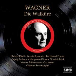 Wagner: Die Walküre Product Image