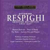 Ottorino Respighi - Orchestral masterpieces