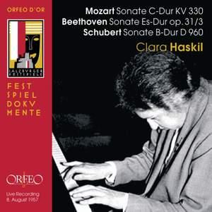 Mozart, Beethoven & Schubert: Piano Sonatas