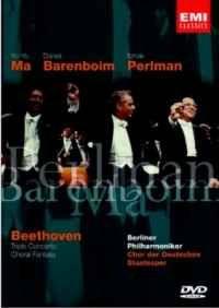 Beethoven: Triple Concerto & Fantasia for piano, chorus & orchestra