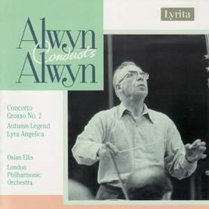 Alwyn conducts Alwyn