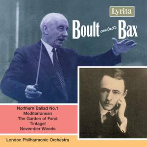 Boult conducts Bax