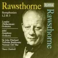 Rawsthorne: Symphonies Nos. 1 - 3