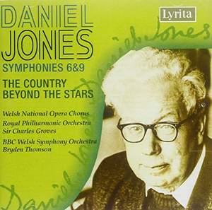 Daniel Jones: Symphonies Nos. 6 & 9